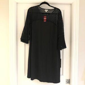 Avenue Black Dress